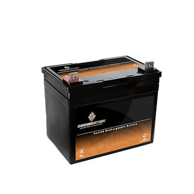 - U1 12V 35AH Yamaha Rhino Utility Vehicle UTV Rechargeable AGM SLA Battery