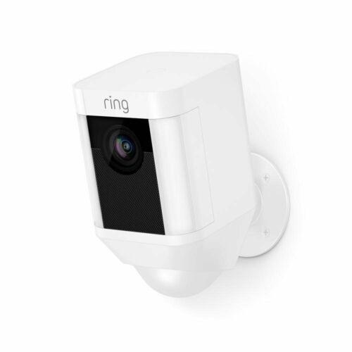 Ring Spotlight Cam Wired White 8SH1P7-WEN0