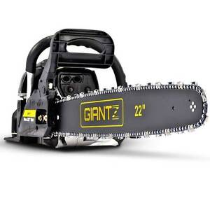 Giantz 58CC Petrol Chainsaw w/ Carry Bag and Safety Set Sydney City Inner Sydney Preview