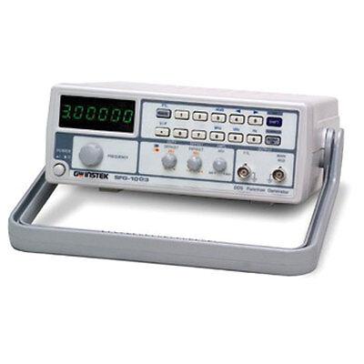 Instek Sfg-1003 3mhz Dds Function Generator