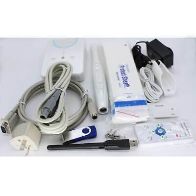 Dental Intra Oral Camera Md-910a 1.3mega Wireless Vgawifi Output 14 Sony Ccd