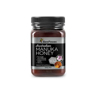 3 x 500g BeePower MANUKA HONEY 83+ ***BEST PRICE