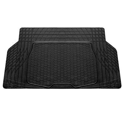 Trunk Cargo Mat For Car Sedan SUV Van Trunk Mat (Black Trunk Mat)