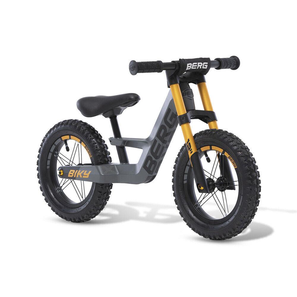 BERG Balance Bike Biky Cross Grey age 2-5 years