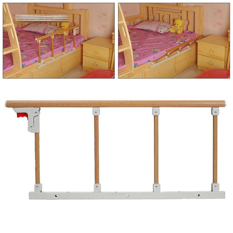 Adjustable Folding Grab Bar Handicap Elderly/Adults/Toddler Bed Safety Rails