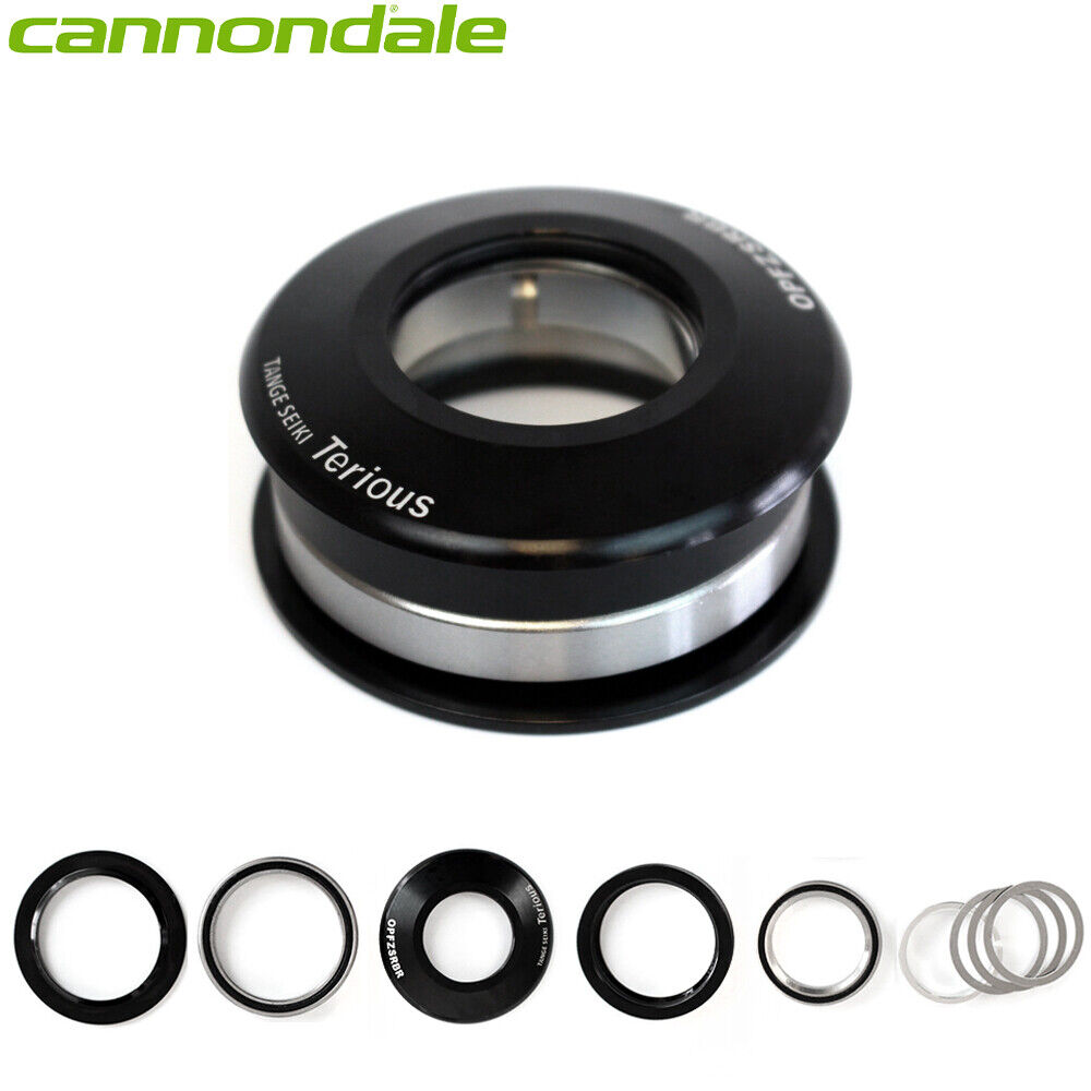 "1 1//8/"" tapered KP205// SI//Headshok to 1.5/"" Cannondale Reducer Headset"