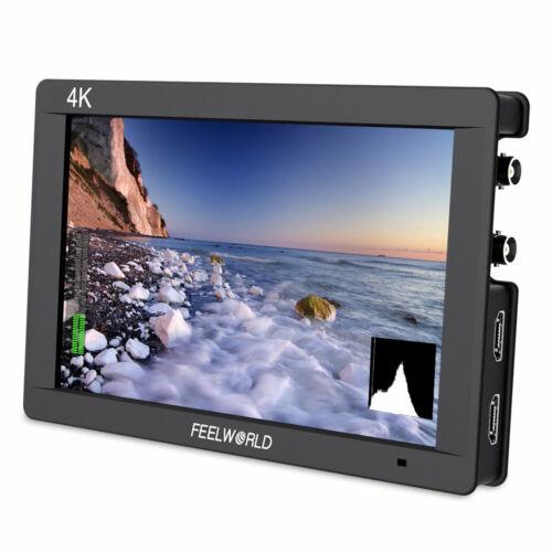 FEELWORLD FW703 7 inch Camera Field DSLR Monitor 3G SDI 4K HDMI LCD IPS Full HD