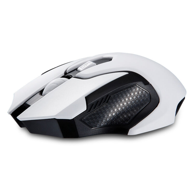 2.4GHz Wireless Optical Gaming Mouse USB Receiver Pro Gamer