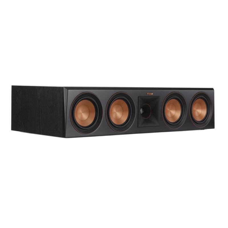 Klipsch Rp-504c Ebony Center Speaker - Each