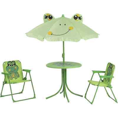 Siena Garden Kinderset Froggy Sitzgruppe Kinderstuhl Ki… | 04019111434846