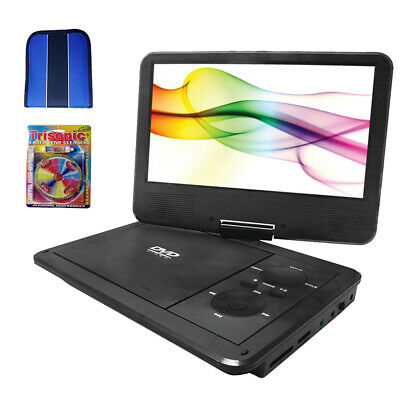 "SYLVANIA SDVD9019 9"" Swivel-Screen Portable DVD Player"