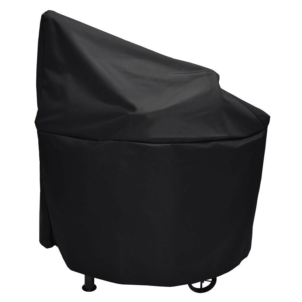 Trail Embers Pellet Smoker Cover Water Resistant Protects Model SMK8028AS Grill