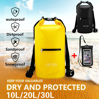 NORTHLAND wasserdichter Packsack Rollbeutel Outdoor Campingsack Dry-Bag Seesack
