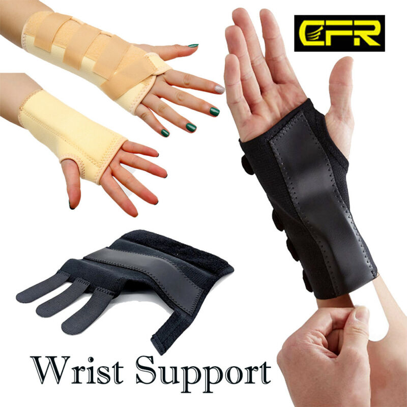 Medical Wrist Brace Hand Support Gloves Carpal Tunnel Splint