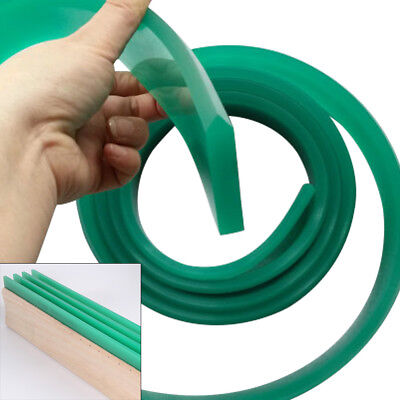 6ft - 71 Silk Screen Printing Squeegee Blade - 70 Duro - Polyurethane Rubber
