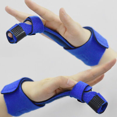Trigger Finger Extension Fixing Splint Hand Pain Relief Protection Brace Nice