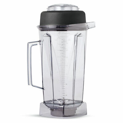 Vitamix Commercial 756 - 64 Oz Container W Ice Blade Assembly Lid