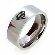 Stainless Steel Ring Size 13