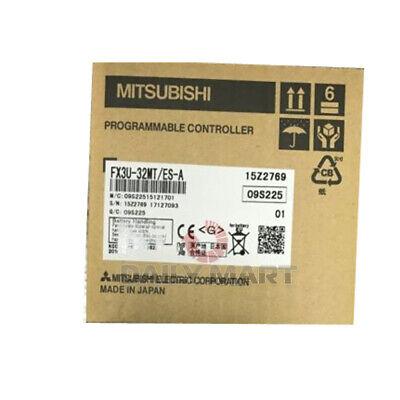 New In Box Mitsubishi Fx3u-32mt-es-a Programmable Logic Controller