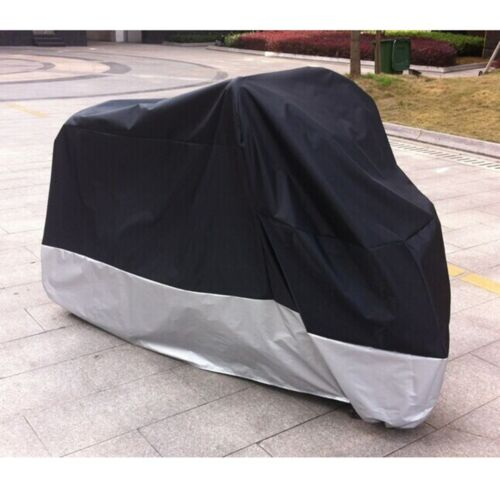 XXL Waterproof Outdoor Motorcycle Cover  Fit Suzuki Vstrom DL 1000 650 A ABS