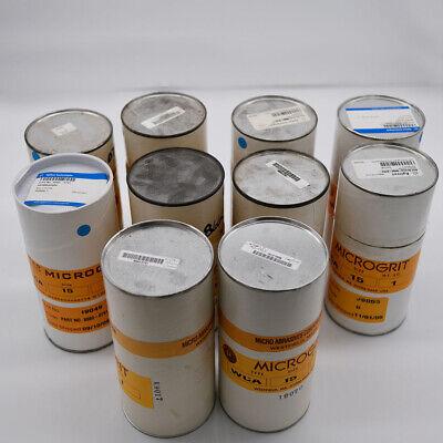 Lot Of Agilent Abrasive Powder Alumina Oxide 15 M 1kg Pn 8660-0791