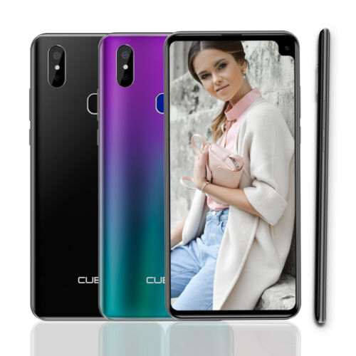 Cubot Max 2 6,8 Zoll Smartphone Android Octa Core 4GB+64GB 4G Handy Ohne Vertrag