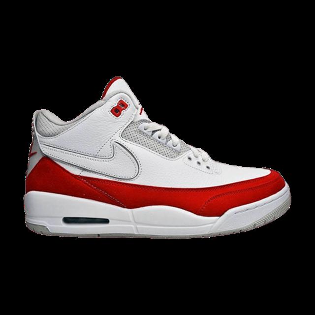 Air Jordan 3 White Cement