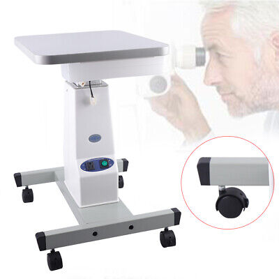 Electric Optometrist Work Table Optical Motorized Instrument Optometry Lifttable