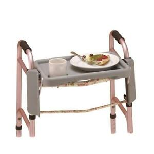NEW NOVA Medical Products Tray for Folding Walker
