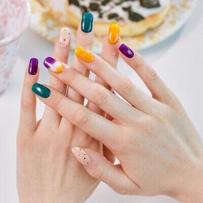 [Ohora] Self Gel Nail art patch 30pcs N Everything