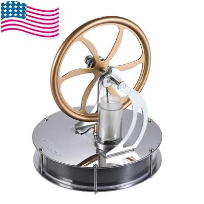 Low Temperature Stirling Engine Educational Model Brand New Novelty Gifts A1L2
