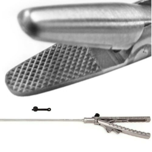 Needle Holder ,Driver Ethicon V Type Straight Jaw 5mm Laparoscopy Laparoscopic