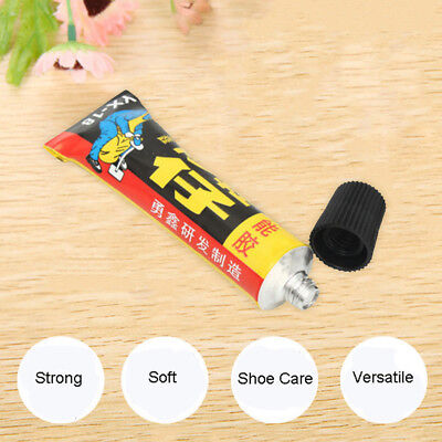 Strong Adhesive Leather Fixer Best for Shoe Repair Glue Sole Boots Rubber Craft