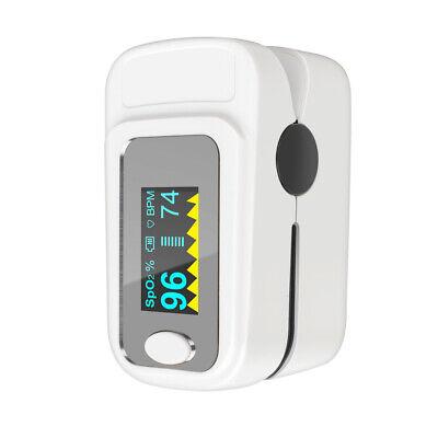 Fingertip Oled Pulse Monitor Oximeter Blood Oxygen Spo2 Pr Monitor Home Health