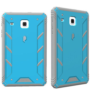 For Samsung Galaxy Tab E 8.0 (2016) [360° Protection] Blue Case Cover for sale  Shipping to India