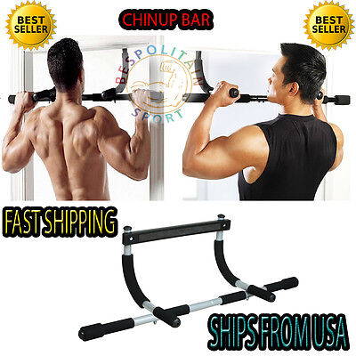 DOORWAY CHIN UP BAR PULL UP BAR SIT UP MULTI-FUNCTION HOME GYM BETTER