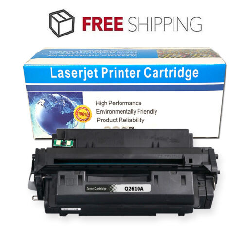 3x Q2610A Black Printer Toner For LaserJet 2300