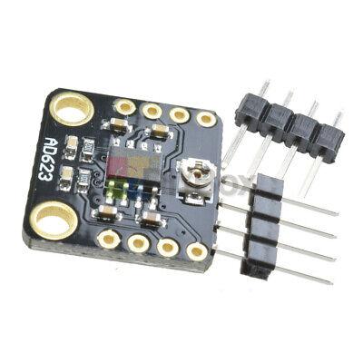Ad623 Instrumentation Amplifier Module Programmable Gain Digital Potentiometer