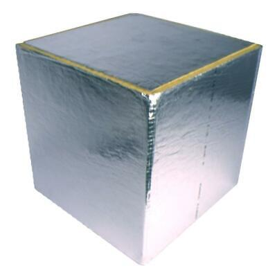 Duct Board Insulation Ventilation Air Supply Chamber Vent Plenum System Kit 24