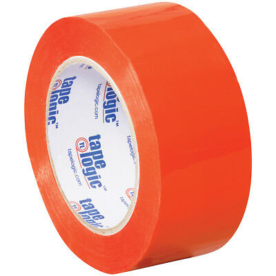 Tape Logic Carton Sealing Tape 2.2 Mil 2 X 110 Yds. Orange 36case T90222o