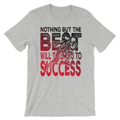 Nothing Premium T-shirt - Nothing But The Best T-Shirt. Football 100% Cotton Premium Tee NEW