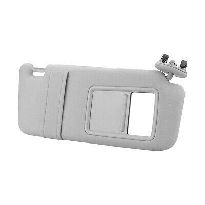 Right Passenger Side Sun Visor for 2007-2011 08 09 Toyota Camry WithOut Sunroof