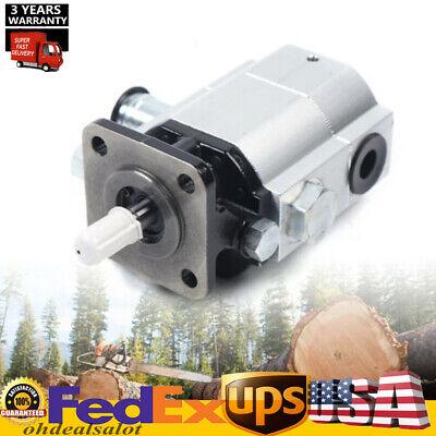 16 Gpm Hydraulic Log Splitter Pump 2 Stage Hi Lo Gear Pump Logsplitter