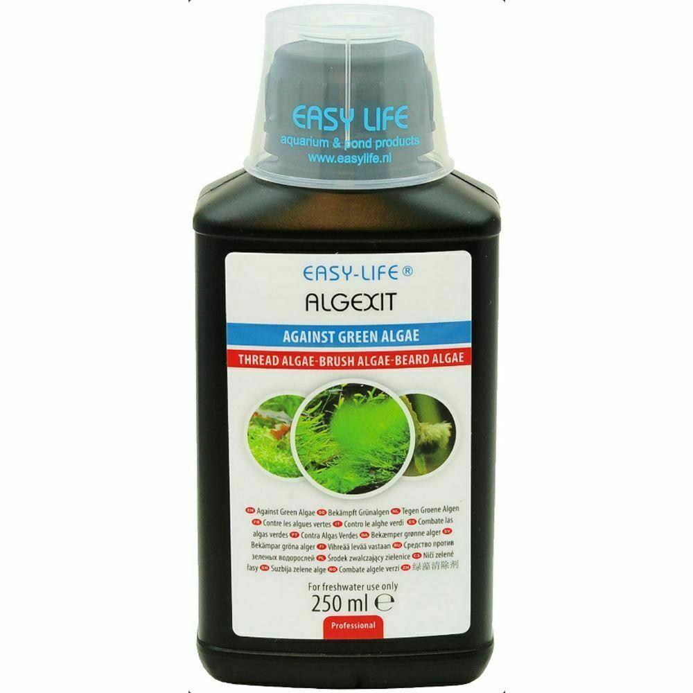 250 ml Easy Life AlgExit TOP Algenvernichter Mittel gegen Algen im Aquarium