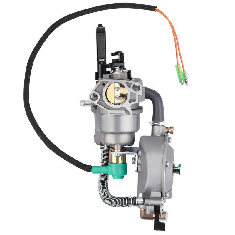 LPG NG Dual Fuel Carburetor For Generac GP5500 GP6500 13 HP Generator