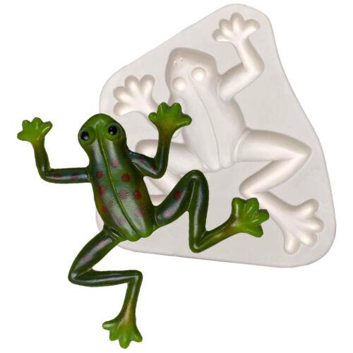 Frog Mold - Creative Paradise Glass Fusing Mold - LF211