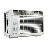 Danby 5000 BTU Window Air Conditioner, Cools up to 150sqft w/2 Fan Speeds, White