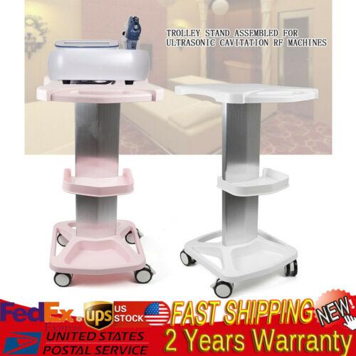 New Aluminum Alloy Trolley Stand Assembled For Ultrasonic Cavitation RF Machine