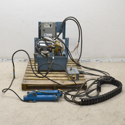 Advance Lifts Hydraulic Pump Xy System With Cylinders And Controls From Al236m
