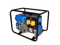 Wolf Pro WPX2800 3200W 230v 7HP 4-Stroke Petrol Generator